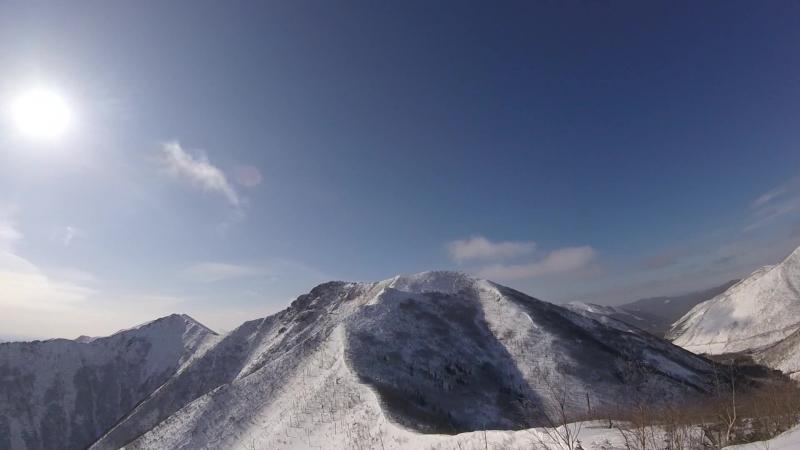 Восхождение на хребет Джаки-Унахта-Якбыяна