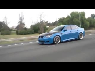 BMW Rolling ///M5