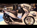 2018 Polini Piaggio Medley 125 - Walkaround - 2017 EICMA Motorcycle Exhibition