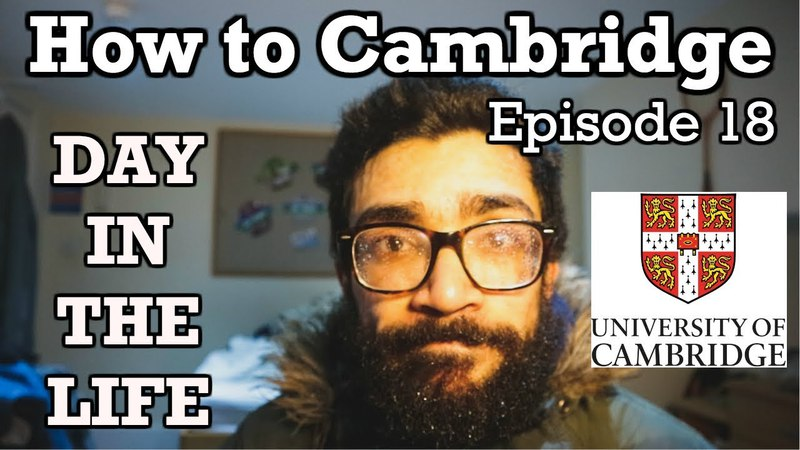 LONGEST (and wettest) DAY AT CAMBRIDGE UNIVERSITY (14 hours) | How to Cambridge Ep. 18