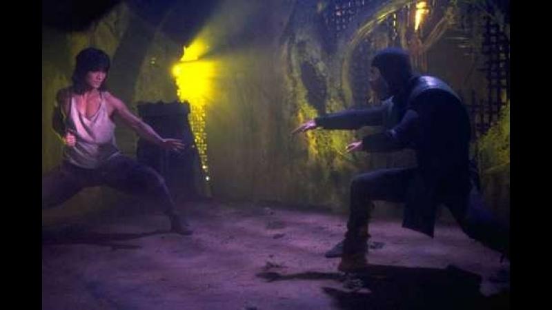 Mortal Kombat Lucken Against Reptiles Traci Lords Control Смертельная Битва Оригинальный Трек Трейси Лордс Контроль