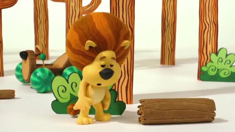 Raa Raa The Noisy Lion Official _ The Right Sound _ Season 1 Full Episodes