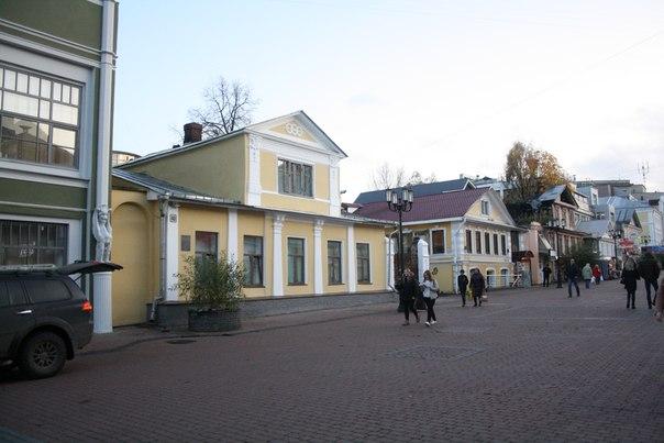 Реставрация одного из домов