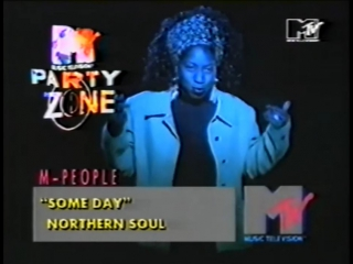 M-PEOPLE WITH HEATHER SMALL - SOMEDAY \ 1992