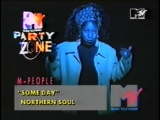 M-PEOPLE WITH HEATHER SMALL - SOMEDAY 1992
