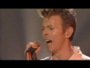 David Bowie - The Voyeur of utter Destruction (as beauty) (live in France 1995)