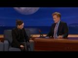 Ellen Page on Conan (09/26/2017)