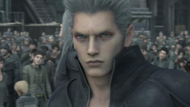 Final Fantasy VII Advent Children 1080p
