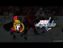 Ottawa Senators Washington Capitals 23 11 2017