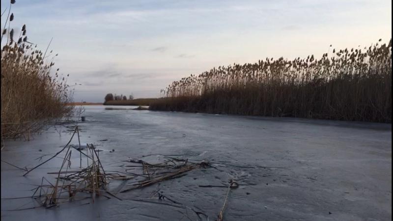 Зимняя рыбалочка на Дельта Волге