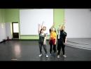 Танец вожатых Районы кварталы