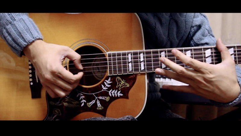 Careless Whisper Fingerstyle Guitar AcousticSam with Tabs
