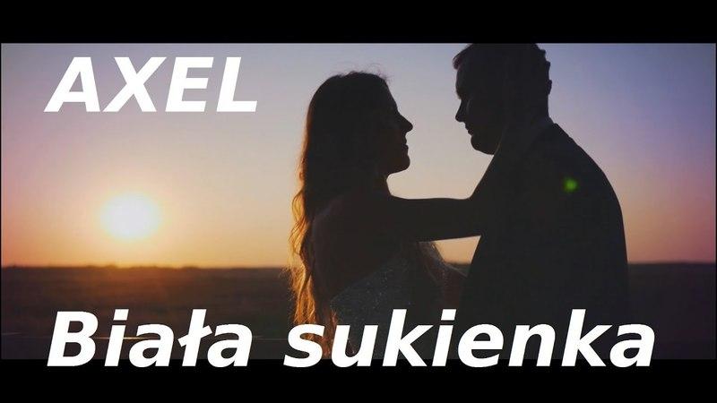 AXEL - BIAŁA SUKIENKA (Nowość 2018) discopolo