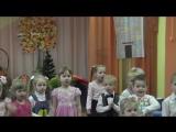 Песня  За окошком дождик 1.11.2017 Аллочка