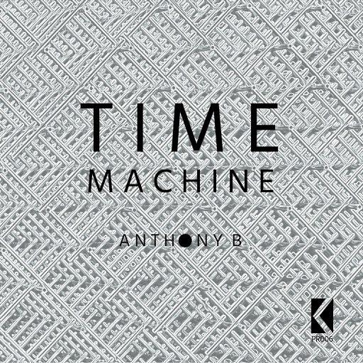 Anthony B альбом Time Machine