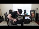 Shred Wars - Jared Dines Vs. Matt Heafy (Trivium)