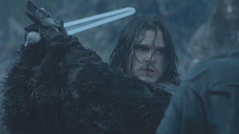Jon Snow contra Salvajes Bran Stark se mete en Verano Juego de Tronos Español HD