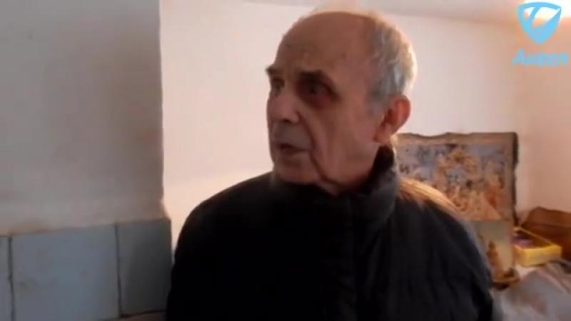 Николай Дмитриевич один из двух ветеранов Великой Отечественной Войны.
