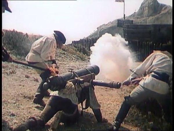 Treasure Island Эпизоды из кинокартины Остров сокровищ 1982 г English Subt