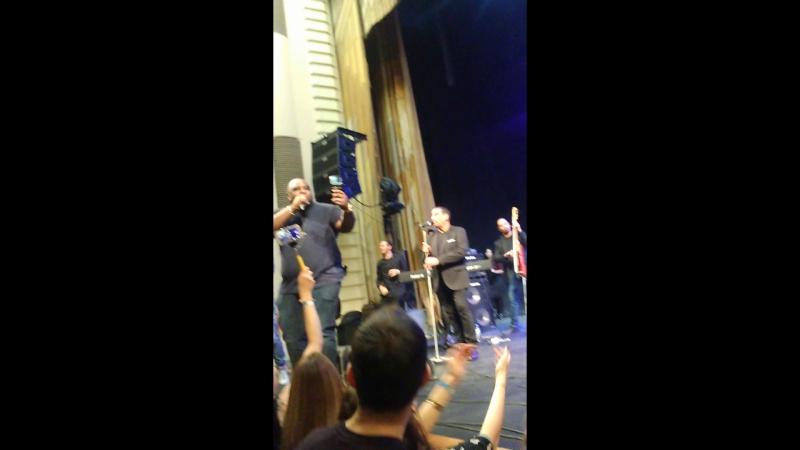 Alexander Abreu Havana de Primera в Кемерово | 14.10.2017 (Монопод))