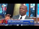 Good Morning America - Relato Terry Crews sobre o assédio