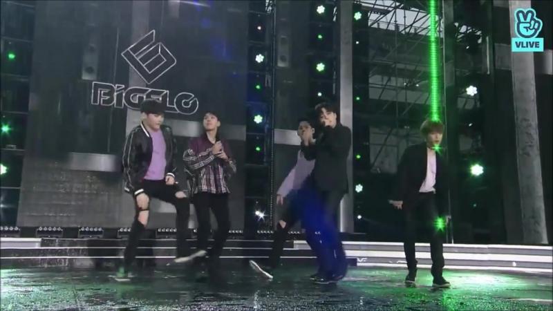[180512] UNB⁄BIGFLO EUIJIN - STARDOM ¦ Dream Concert 드림콘서트 2018