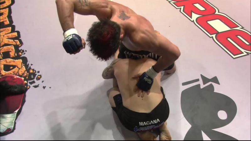 Brandon Magana vs Brandon Thatch,Strikeforce AtTheMansionII 720p