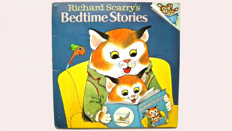 Richard Scarry's Bedtime Stories: Uncle Willy and the Pirates