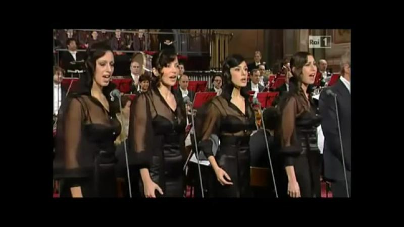 David Foster - The prayer Michael Bolton concerto di Natale da Assisi 2010 - DIV4S