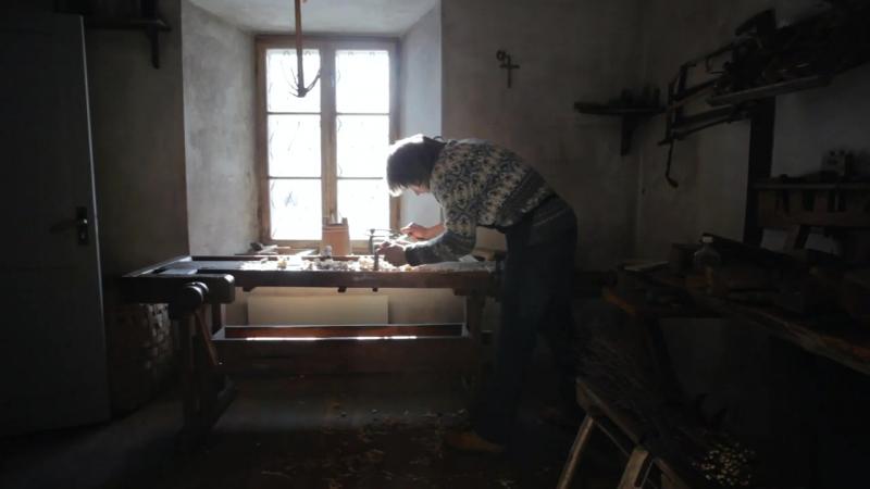 Axe Making by John Neeman
