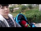 Видео привет из Китая от Артема и его мамы, 05.11.2017