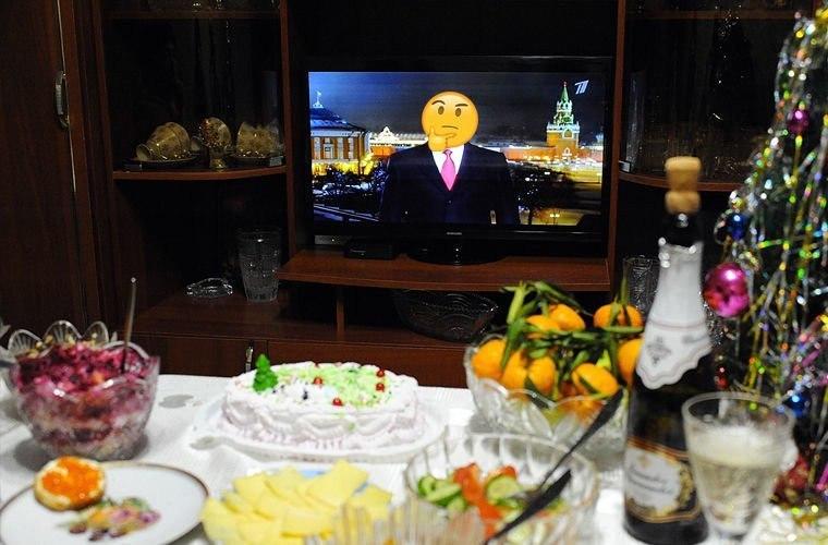 K 4oEqpoTMA - Русский Новый Год в шокирующих традициях