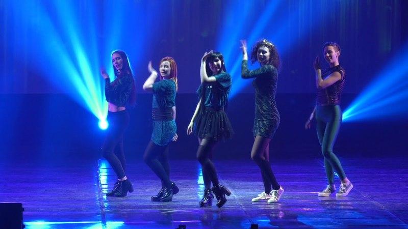 FreeTime-Fest 2018 - Block2 - MDS Girls Dance Show - J-Dan-Pro - Red Velvet - Peek-a-boo