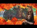 Анонс мультфильма Сафари по книге джунглей на телеканале GingerHD