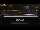 Yamaha Clavinova CLP 635 Digital Piano Review