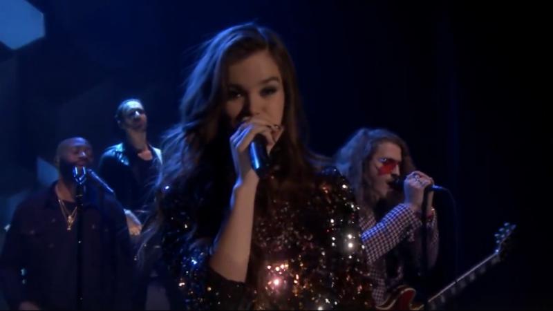 Hailee Steinfeld, Alesso watt - Let Me Go (Live on The Tonight Show starring Jimmy Fallon)
