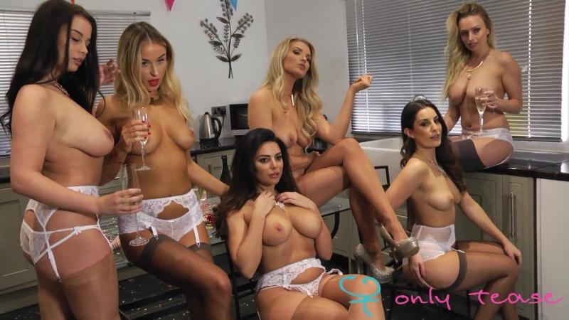 Holly Gibbons, Emily J, Kym Graham , Charley S, Porchia Watson Rosie W all sex girls casting
