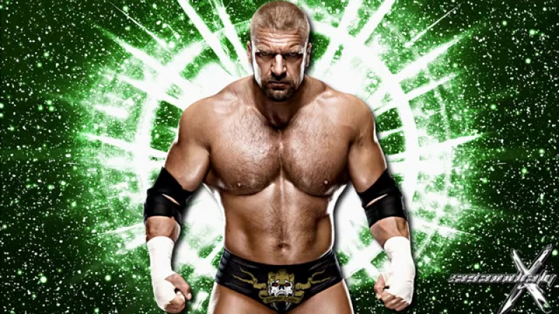Wwe Triple H-The Game(17th Theme Song)