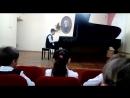 Иван Сватеев.Первое место в конкурсе этюдов среди 4-ых классов