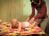 ⚽ Гимнастика с МЯЧОМ для Малышей в 4 месяца _ Упражнение ЛЯГУШКА для Малыша _ Советы Родителям 👪
