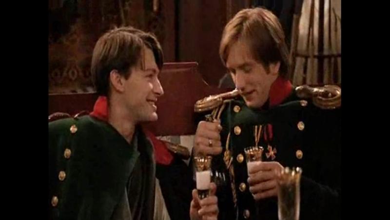 Бедная Настя - Владимир и Михаил отмечают успешность дуэли! Андрей побежал за наградами Владимира!