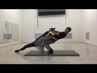 Парная акробатика