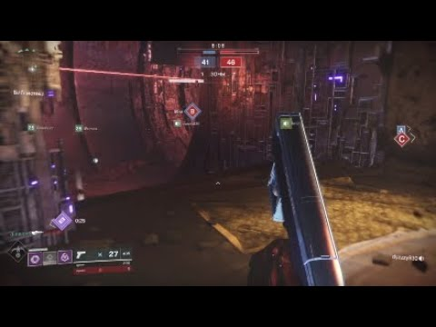 Destiny 2 rwc iron banner 6vs6 17\04\18