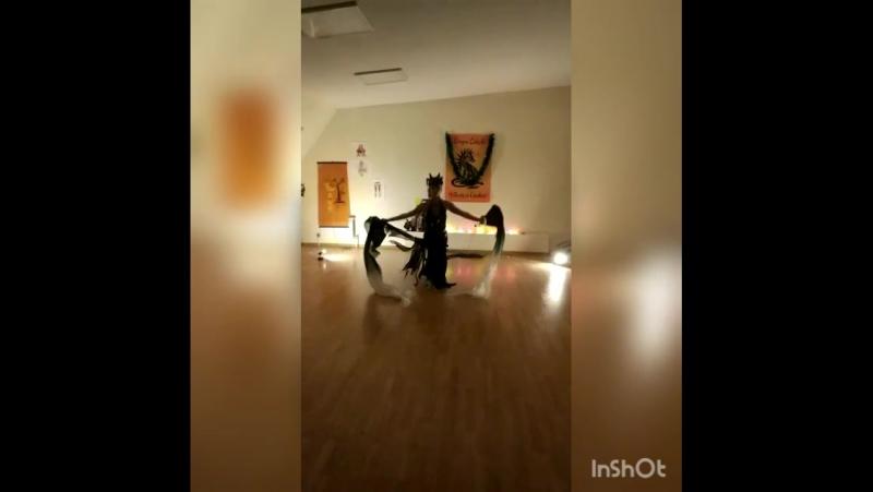 Танец 1 - Виктория Небесный Дракон