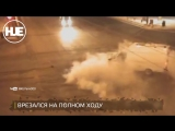 В Перми на перекрестке легковушка протаранила скорую