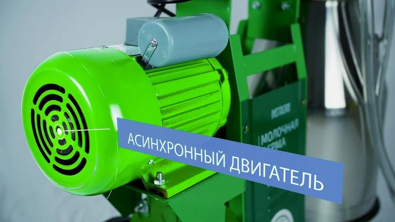 Доильный аппарат Молочная Ферма модель 1П