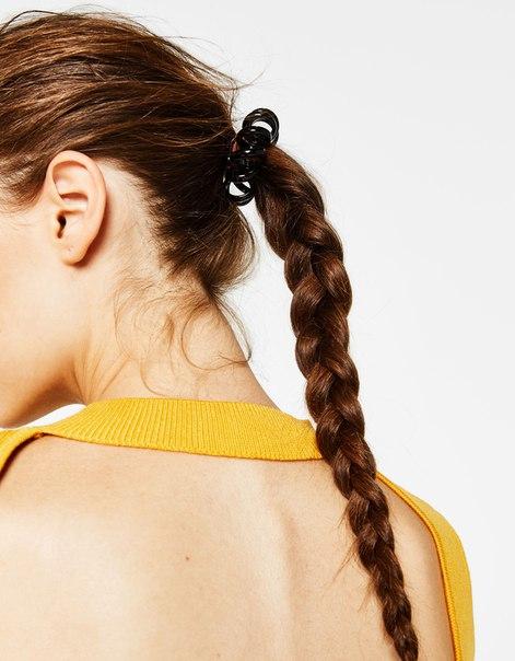 Набор из 4 резинок для волос