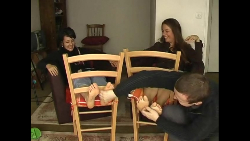 Stephane And Amelie Soles Gets Tickled