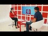 Интервью на 8 канале. Валерий Власов и Ольга Абросимова