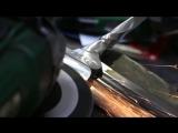 Ковка настоящего меча из Ведьмак 3 (The Witcher 3)